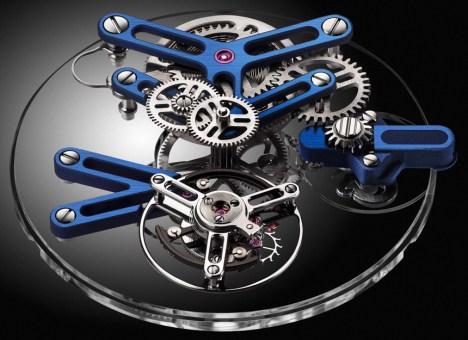 Angelus U20 Ultra-Skeleton Tourbillon Watch Watch Releases