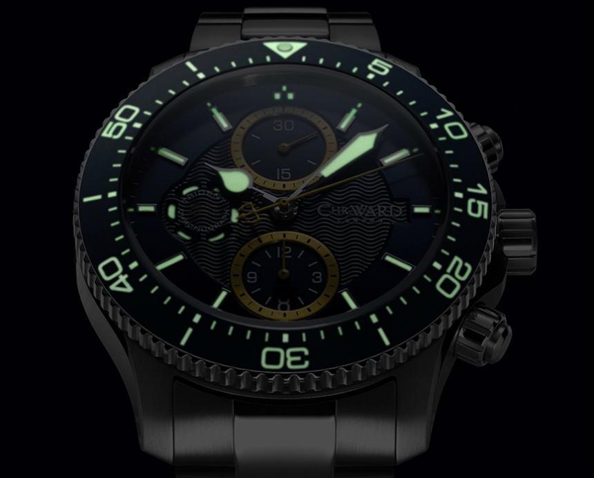 Christopher Ward C60 Trident Chronograph Pro 600 Watch Watch Releases
