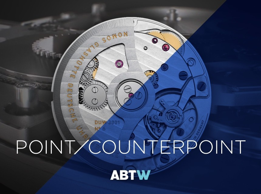 Point/Counterpoint: Is An In-House Movement In A Watch That Important? Featured Articles