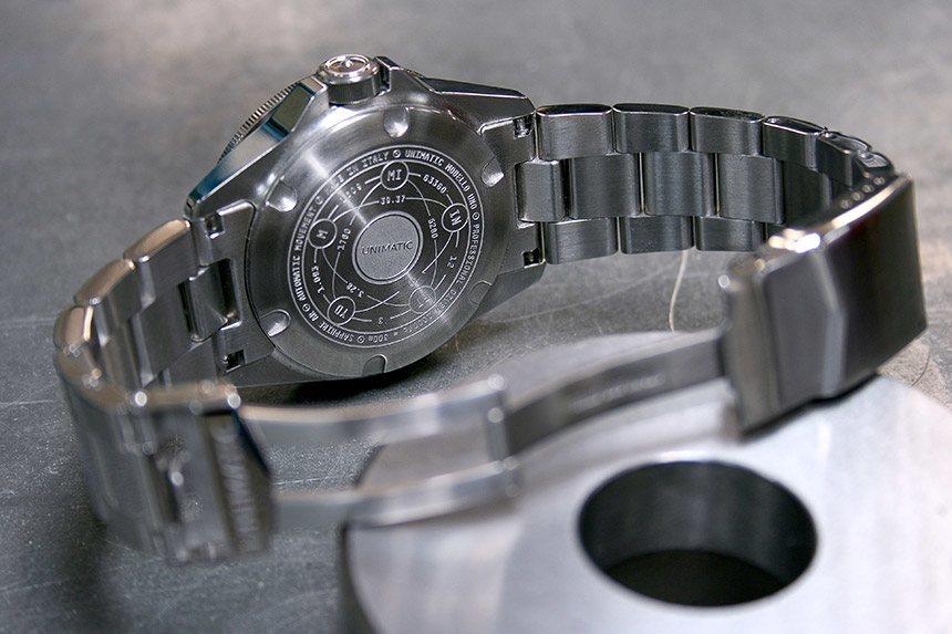 Unimatic Modello Uno U1-A Watch Review Wrist Time Reviews