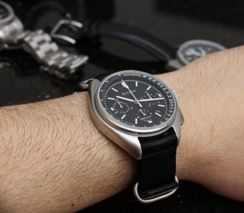 Bulova Moon Watch Hands-On Hands-On