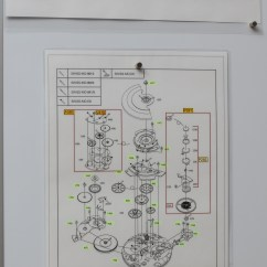 Watch Movement Diagram Kenmore Gas Dryer Parts A Visit To Stp Manufacture Fossil Group S Answer Eta Inside The