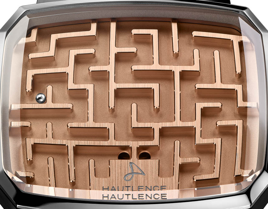Hautlence Playground Labyrinth Watch Is Nothing But A