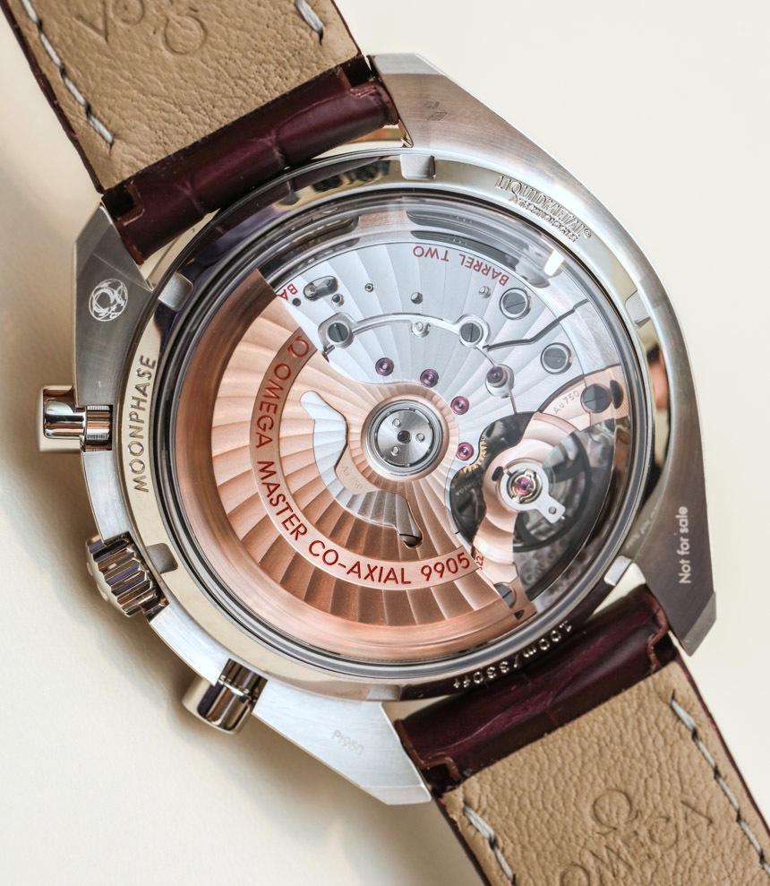 Omega Speedmaster Master Chronometer Chronograph Moonphase ...
