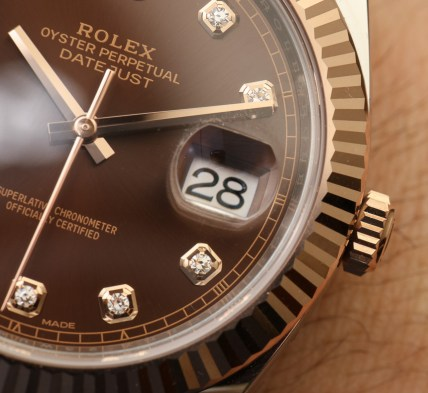 Rolex Datejust 41 Two-Tone Watches Hands-On Hands-On