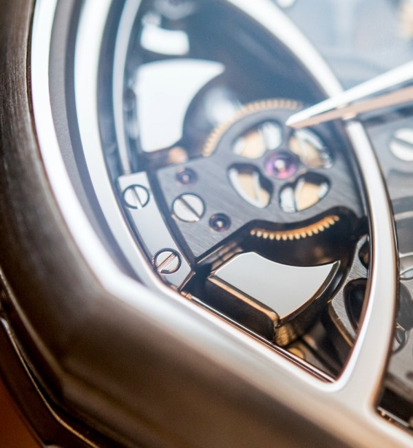 Hands- With 4 Amazing Bulgari Minute Repeater Watches In