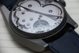 Emmanuel Bouchet Complication One New Watches For 2016 Hands-On Hands-On