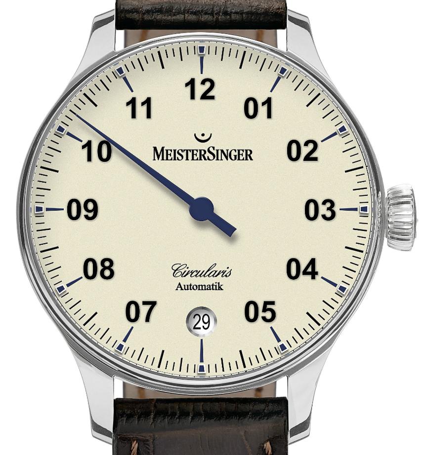 MeisterSinger Circularis Automatik Watch Watch Releases