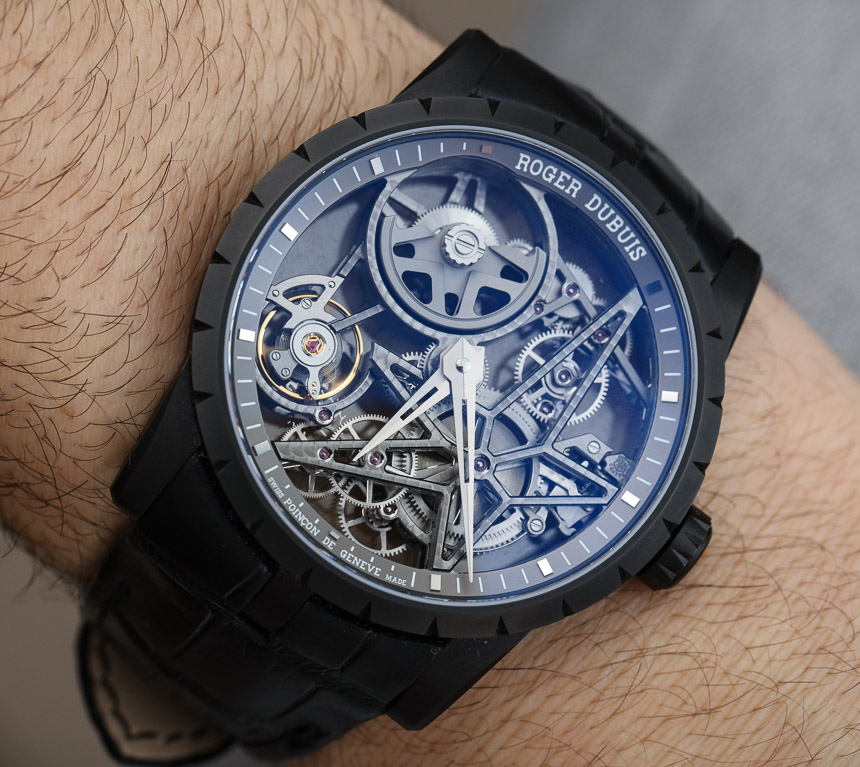 f125bc7c4d3 Roger dubuis excalibur automatic skeleton watch review wrist time reviews  jpg 860x767 Excalibur skeletonised watch