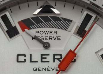 Clerc Hydroscaph GMT Power Reserve Chronometer Watch Review Wrist Time Reviews