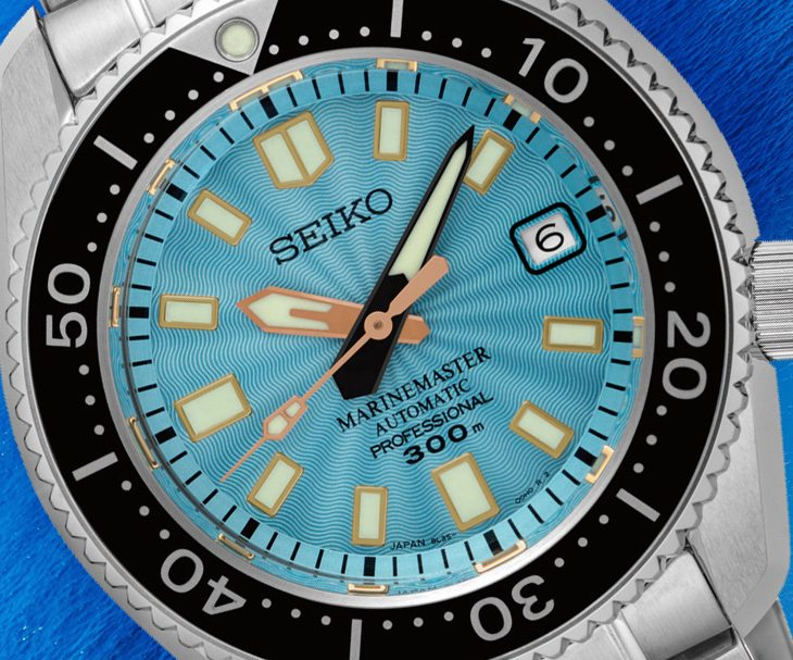 Image result for German issue Seiko Marine Master