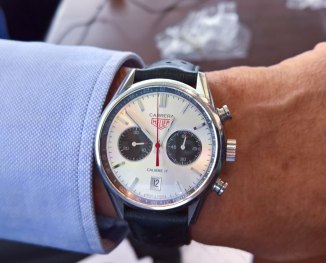 TAG Heuer Autavia Watch For 2017 Preview At Heuer Collectors Summit Hands-On
