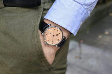 One-Of-A-Kind Voutilainen VINGT-8 Prototype Watch In Platinum Sales & Auctions