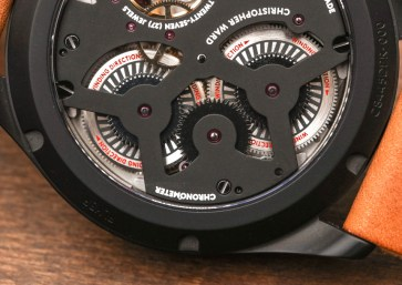 Christopher Ward C8 Power Reserve Chronometer Watch Review Wrist Time Reviews