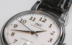 IWC Da Vinci Automatic Watch Hands-On Hands-On