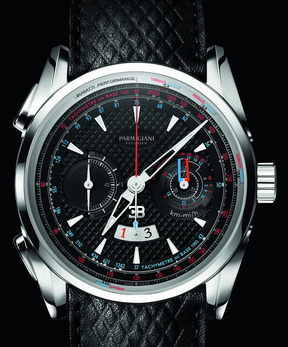 parmigiani bugatti aerolithe performance titanium watch ablogtowatch