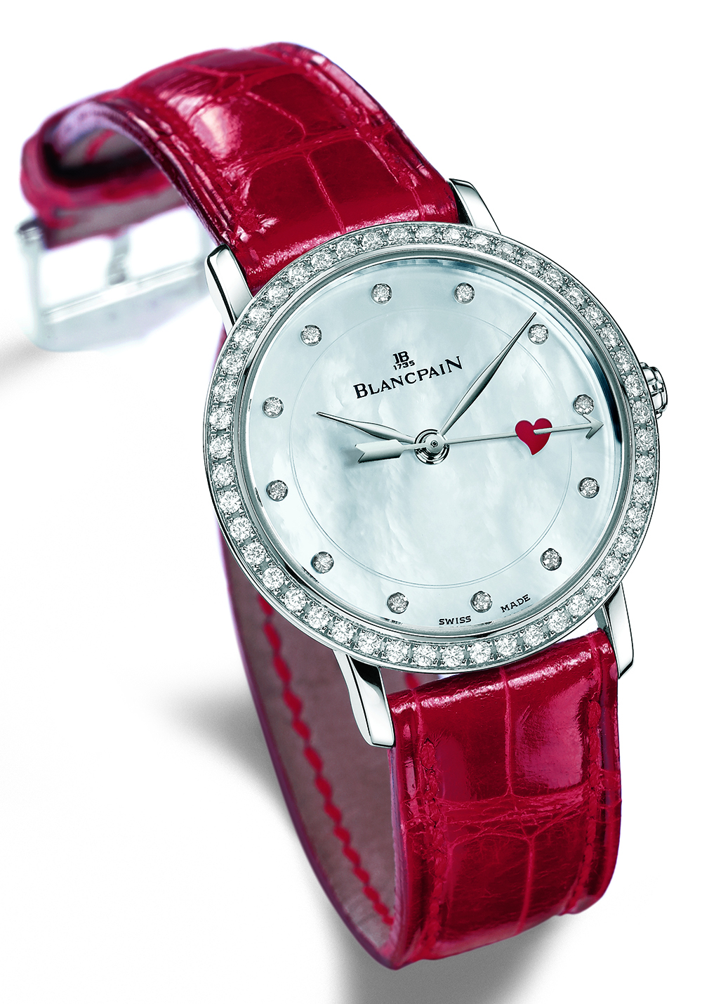 Blancpain St Valentines Day Special Edition Watch For
