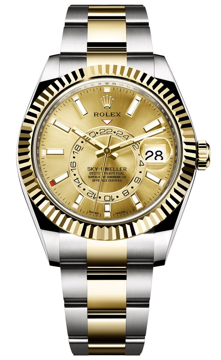 Rolex Sky-Dweller Rolesor Watches For 2017 With More Accessible Prices Watch Releases