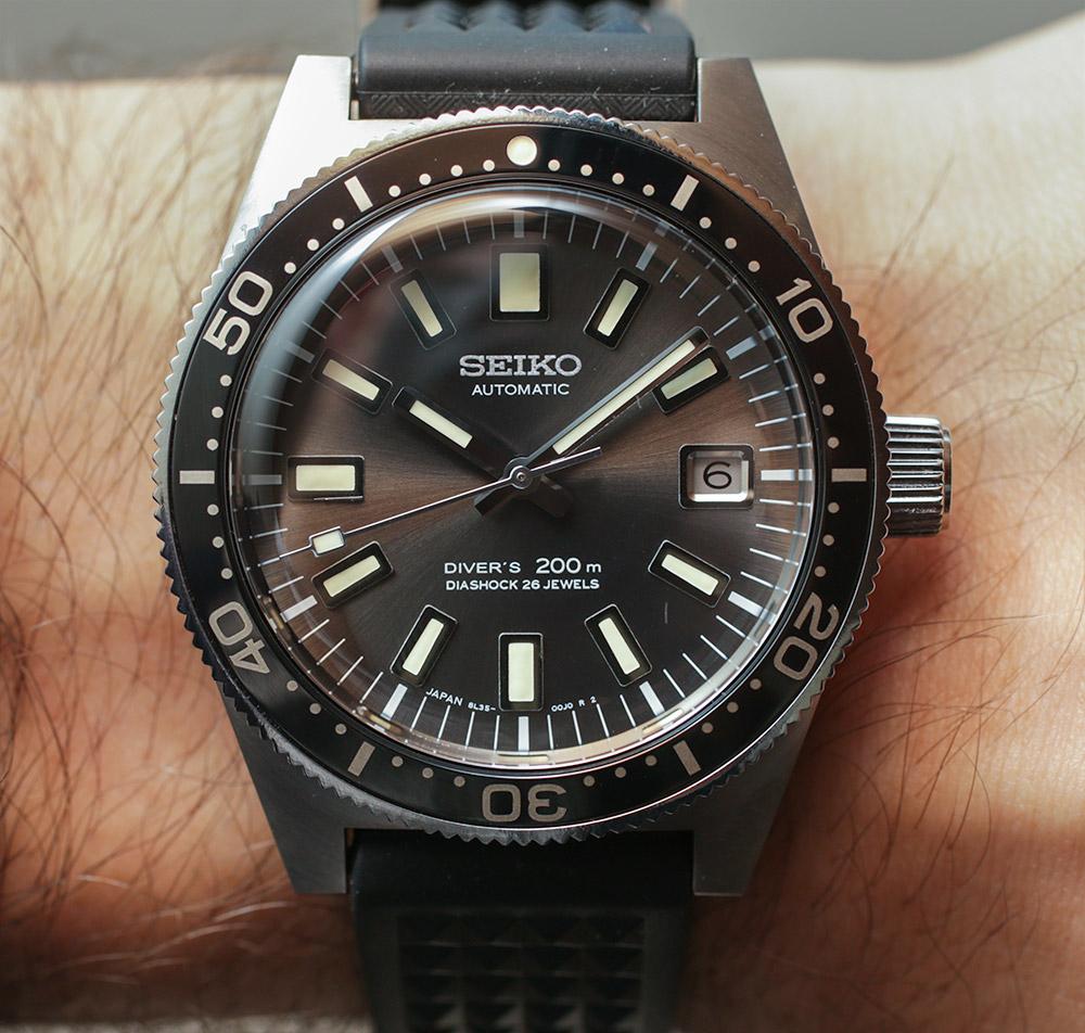 First Seiko Diver Prospex SLA017 'Re-Creation' & SPB051/53