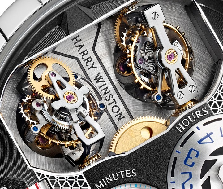 Harry Winston Histoire De Tourbillon 8 Watch Watch Releases