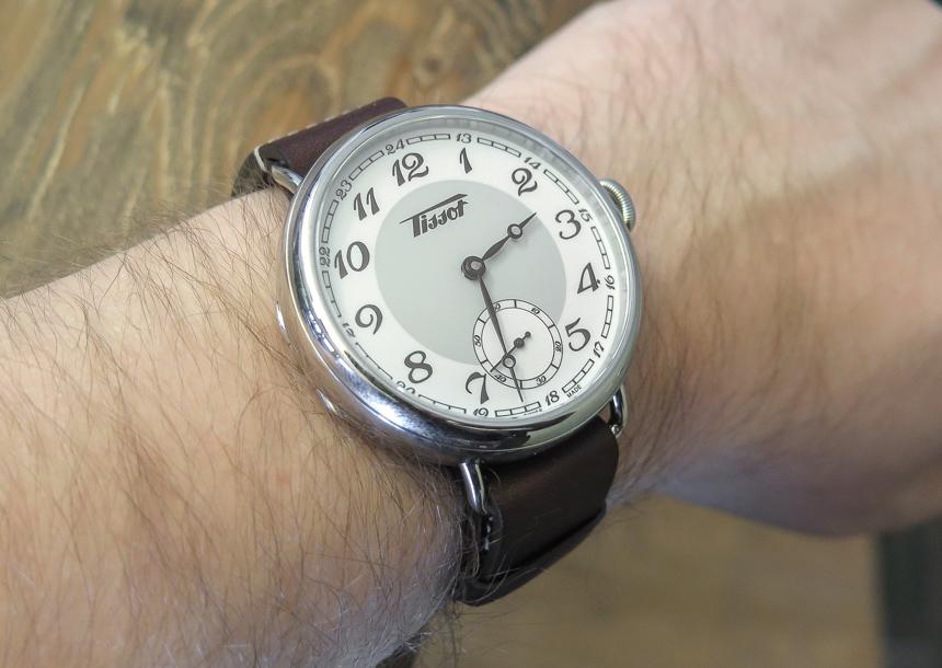 watch winner review tissot heritage 1936 mechanical watch