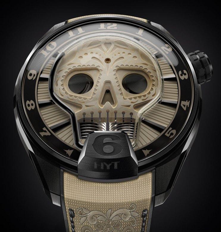 HYT Skull Vida Watch Watch Releases