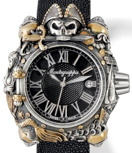 Montegrappa Pirates Watch Watch Releases
