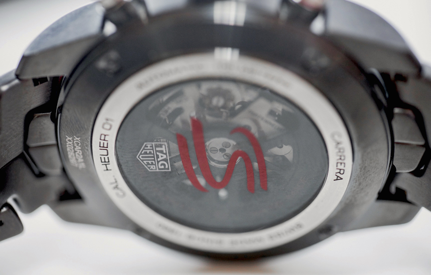 dc598836f2c TAG Heuer Carrera Heuer-01 & Formula 1 Ayrton Senna Special Edition Watches  Hands-