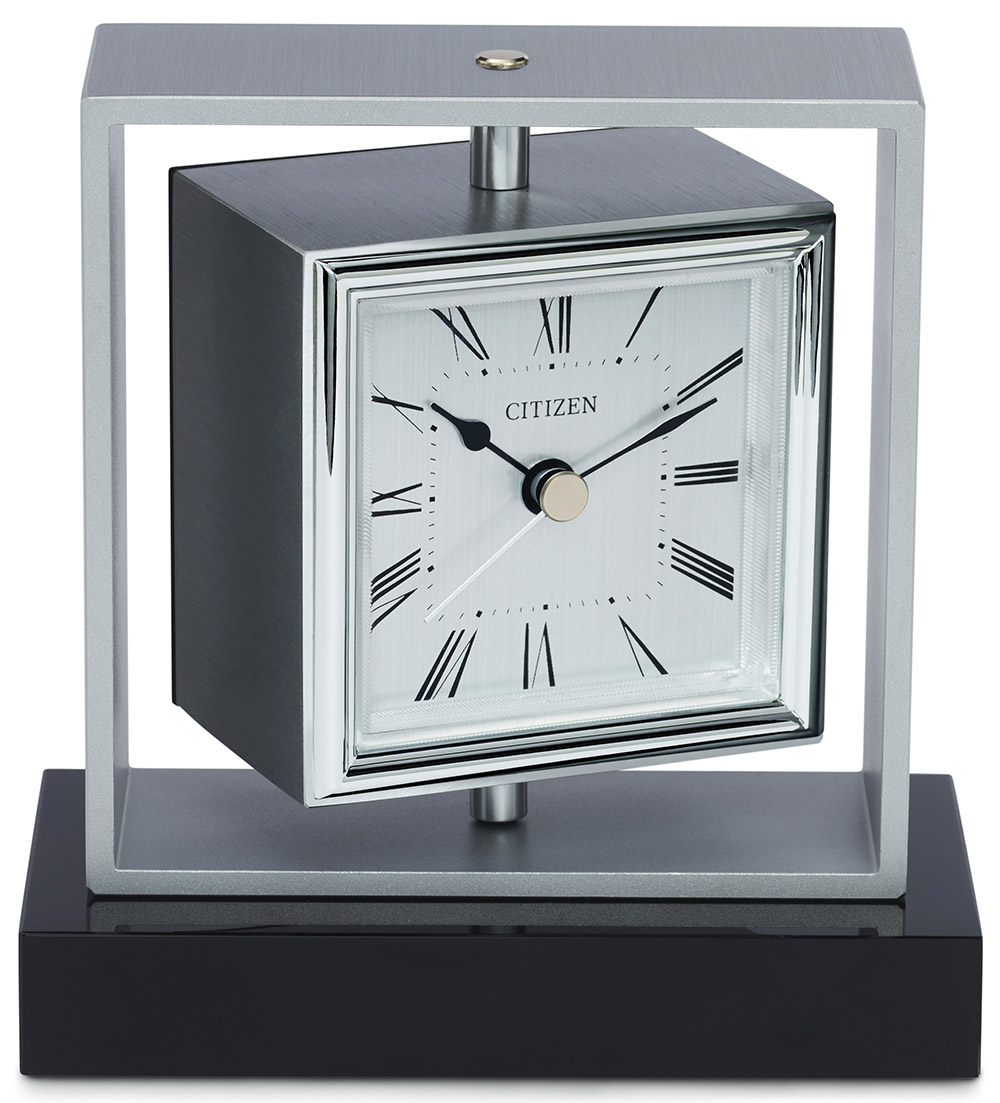 Citizen Wall & Desk Clocks With Designs Based On Watch ...