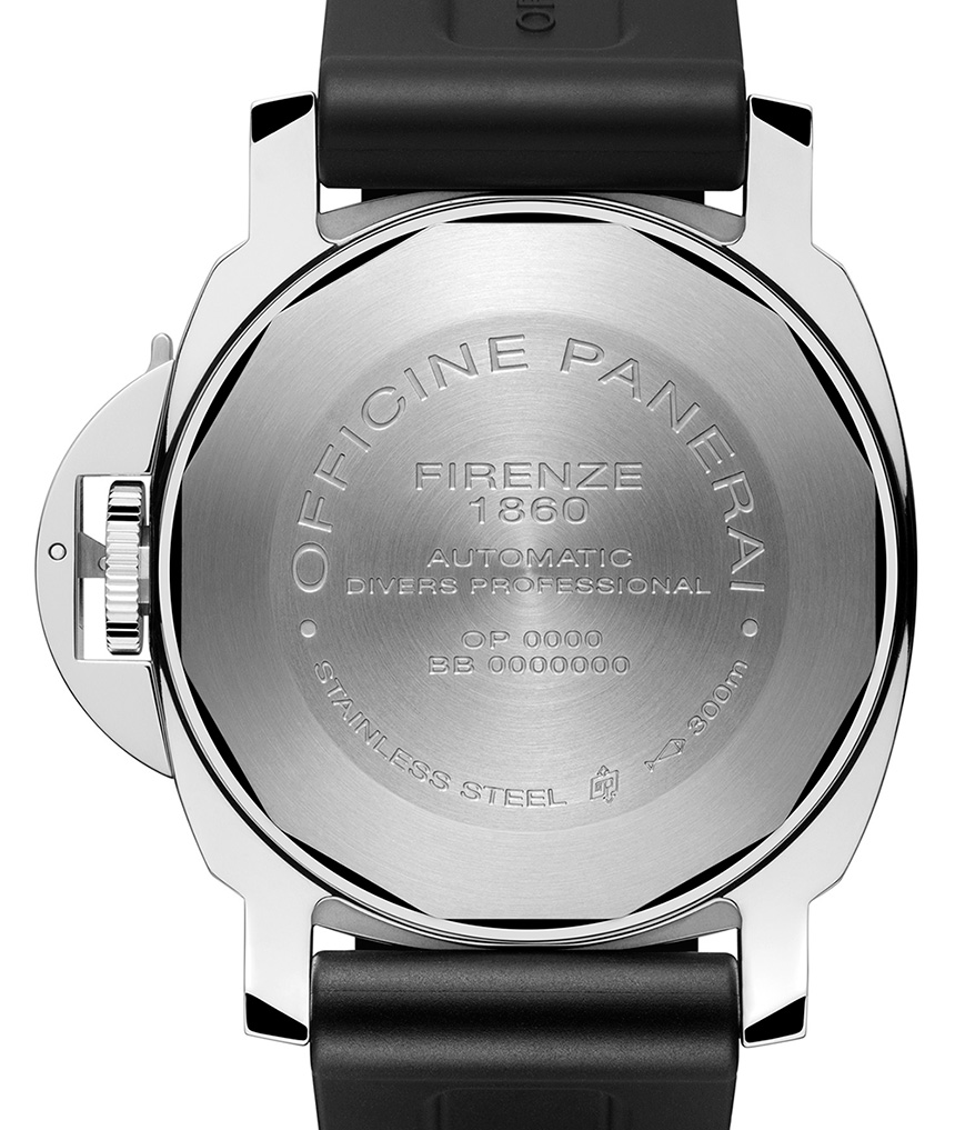 2f6fa7d5862 Panerai Luminor Submersible Automatic Acciaio PAM731  E-Commerce  Micro-Edition  Watch Watch