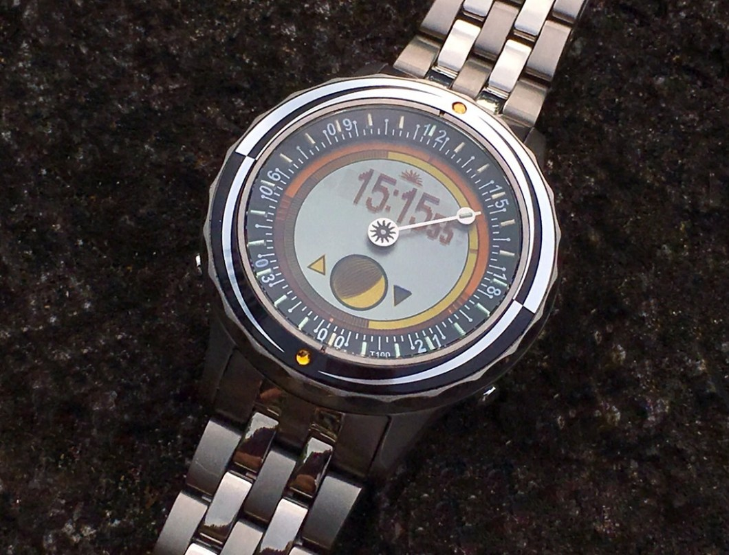 YES Watch Equilibrium Collection Watch Releases