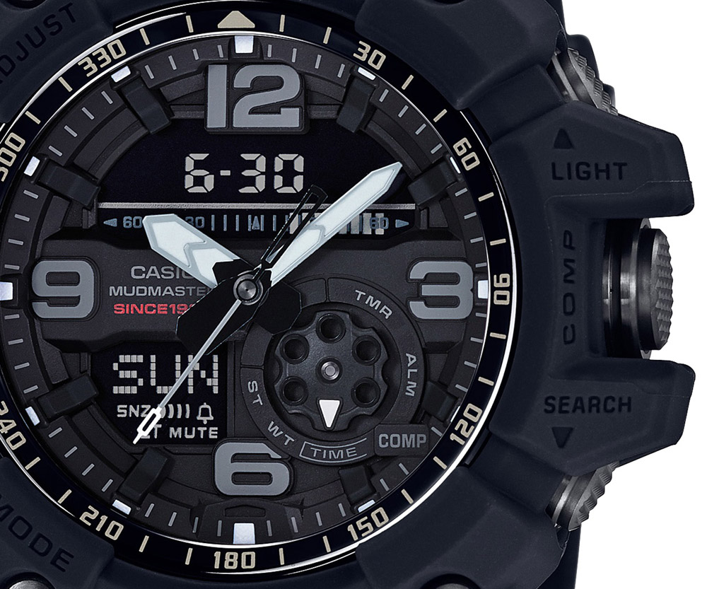 Casio G Shock 35th Anniversary Collection Watches Ablogtowatch Ga 1100 1a3 Watch Releases