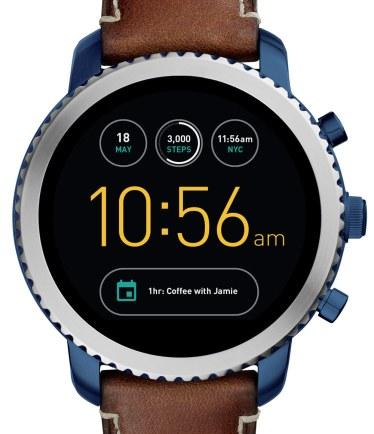 Fossil Q Explorist & Q Venture Smart Watches Watch Releases