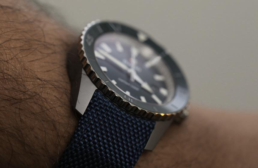 Rado Captain Cook 45mm Watch Review Wrist Time Reviews