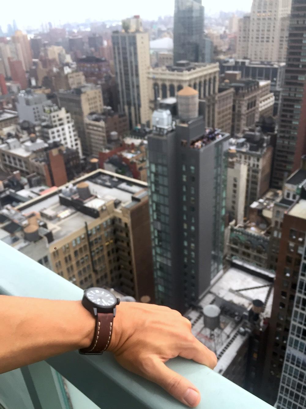 WATCH WINNER REVIEW: Tsovet SMT-FW44 Wrist Time Reviews