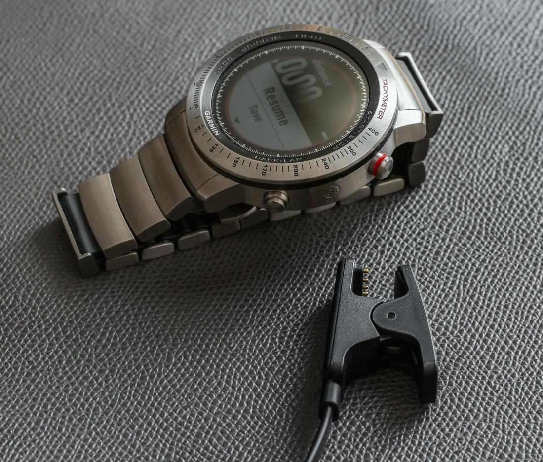 Garmin Fenix Chronos Smartwatch Review Wrist Time Reviews