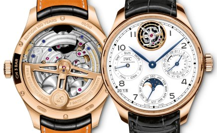 IWC Portugieser '150 Years' Tourbillon Watches For 2018 Watch Releases