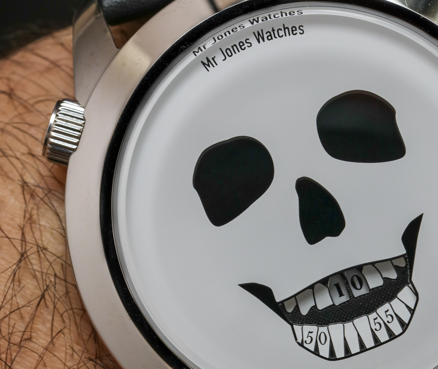 NEW! Mr Jones Watches The Last Laugh Tattoo Edition ...