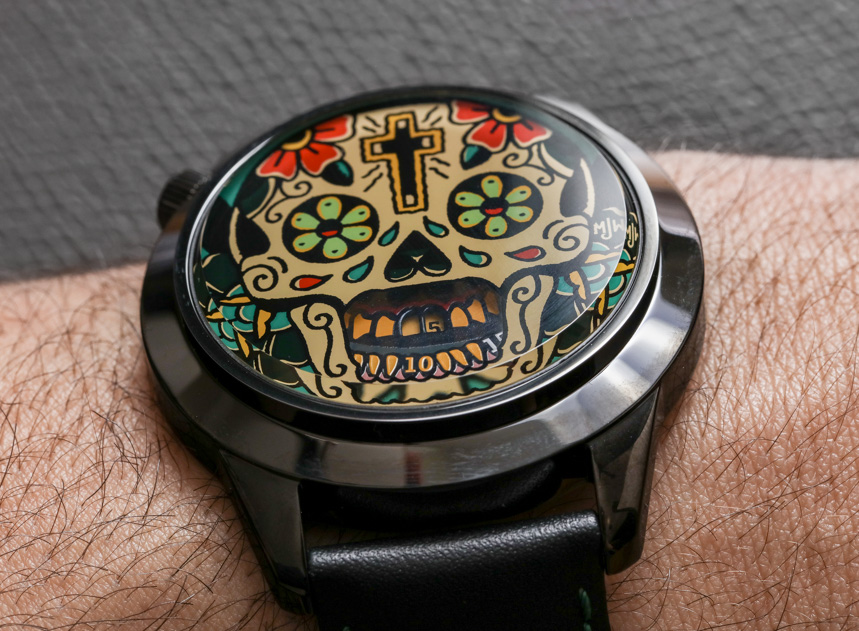 Day of the Dead Watch- The Last Laugh | Dia de Los Muertos ...
