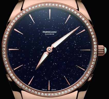 New Parmigiani Fleurier Tonda 1950 & Métropolitaine Galaxy Dial Watches For 2018 Watch Releases