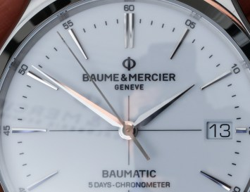 Baume & Mercier Clifton Baumatic 5 Days Watch Hands-On & Why This New Mechanical Movement Matters Hands-On
