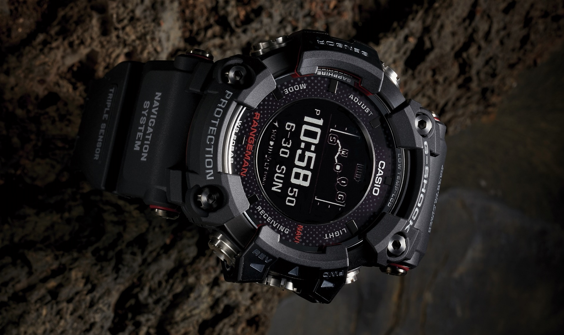 New Upgraded Refined Casio G Shock Rangeman Gpr B1000 Watch Gshock Original Gw 9400 1adr Gw9400 Ablogtowatch