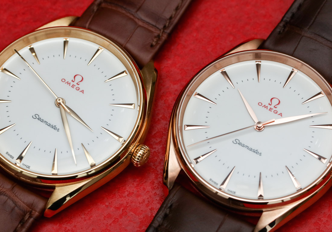 Neue Uhr Omega Seamaster Olympic Games Gold Collection