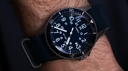 12d19f33d1c Timex Archive Collection Navi Ocean Hands-On Hands-On