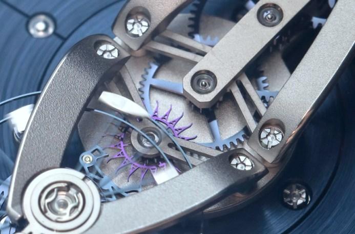 Ulysse Nardin Freak Vision Watch Hands-On: Experience The Grinder Hands-On