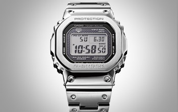 e78a9f476 Casio G-Shock GMW-B 5000 D-1 Brings 'Full Metal' To The 5000-Series ...
