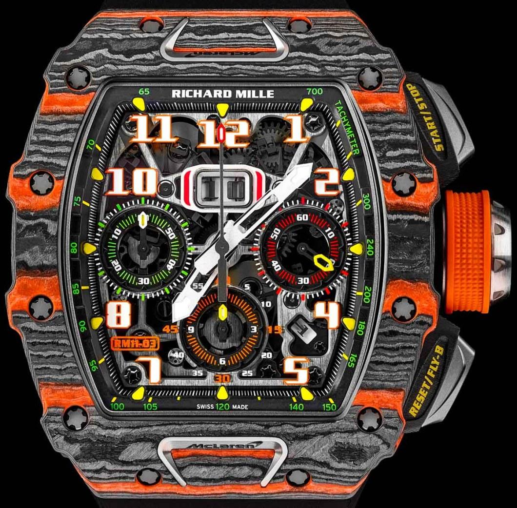 Hands-On - Richard Mille RM 11-03 McLaren Automatic
