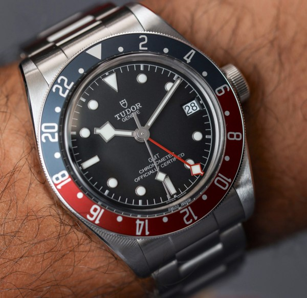 Tudor Black Bay GMT Watch Hands-On | aBlogtoWatch