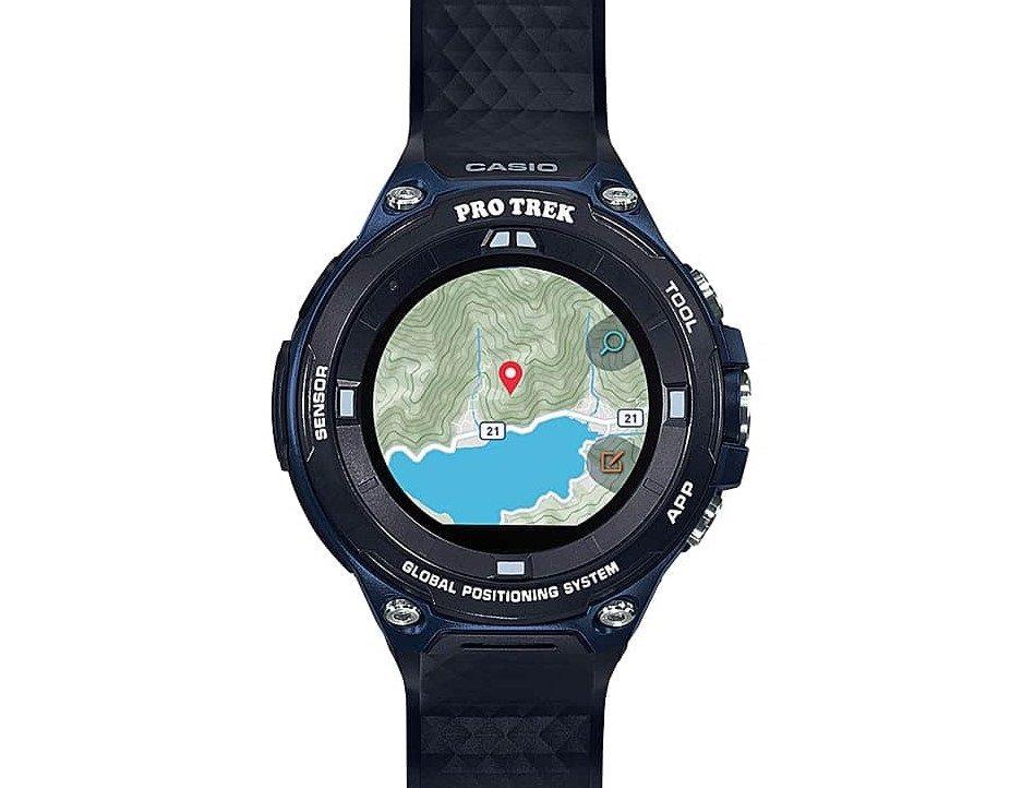 Casio Pro Trek WSD-F20A Outdoor Smartwatch Watch Releases