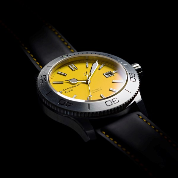 Christopher Ward Dive Watches
